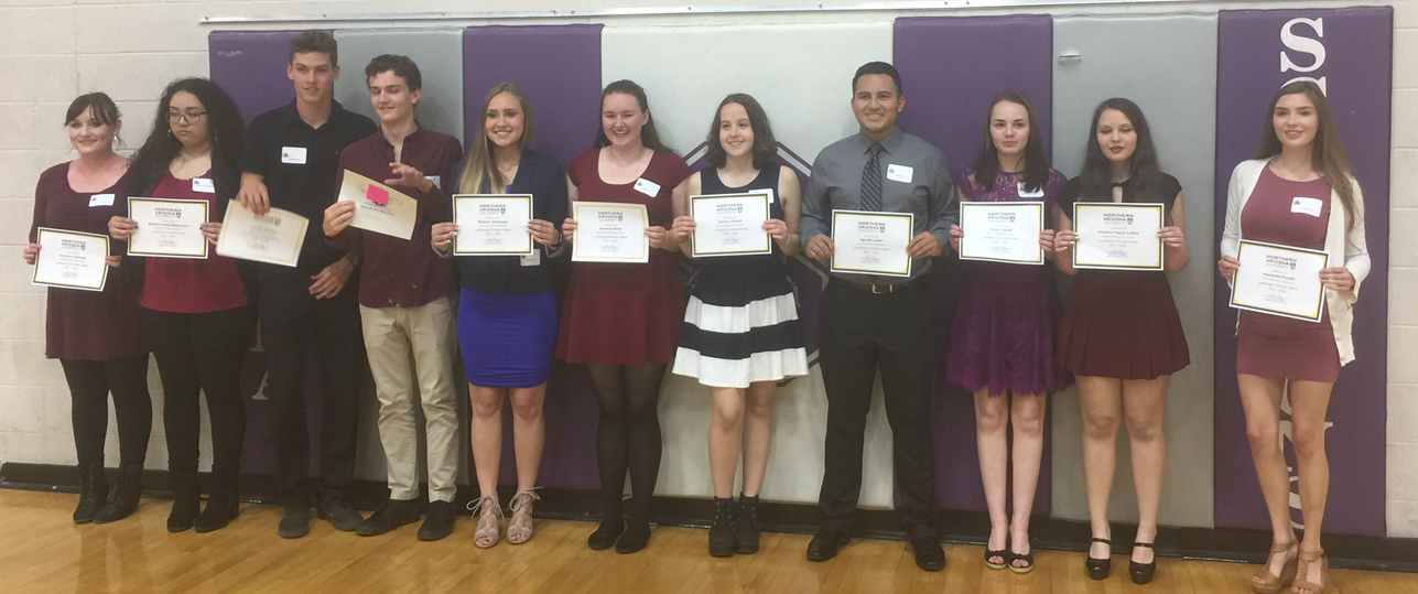 SRRHS Scholarship Night